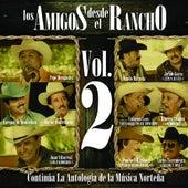 Los Amigos Desde El Rancho (Vol. 2/ Live At Allende Nuevo León/ 2010) by Various Artists