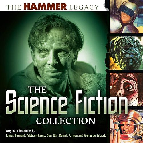 The Hammer Legacy: The Science-Fiction Collection by Various Artists