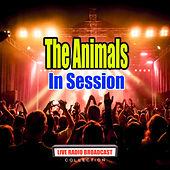 In Session (Live) von The Animals