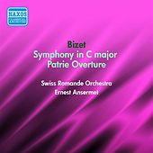 Bizet, G.: Symphony in C Major / Patrie Overture (Ansermet) (1954) von Ernest Ansermet