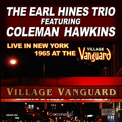 Live In New York 1965 At The Village Vanguard by Coleman Hawkins