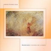 Messiaen: Vision de l'amen by Ianus Piano Duo (Orietta Caianello