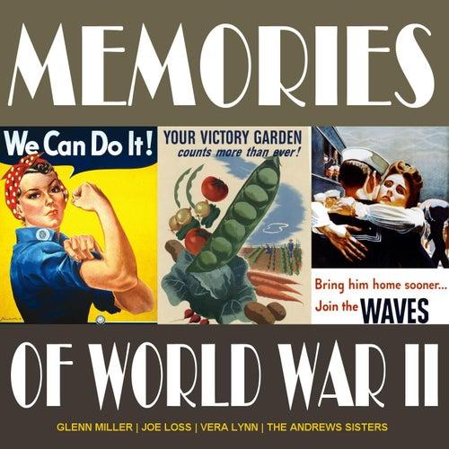 Memories of World War II by Various Artists