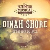 Les idoles du Jazz : Dinah Shore, Vol. 2 de Dinah Shore