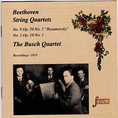 Beethoven: String Quartet No. 1 in F & No. 9 in C