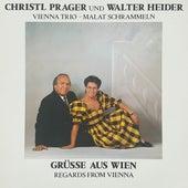 Grüsse aus Wien von Christl Prager