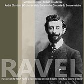 Ravel: Piano Concerto for the Left Hand in D Major etc. de Various Artists