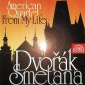 Smetana/Dvořák: American Quartet - From My Life by Panocha Quartet