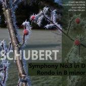 Schubert: Symphony No. 3 in D, Rondo in B Minor by Yehudi Menuhin