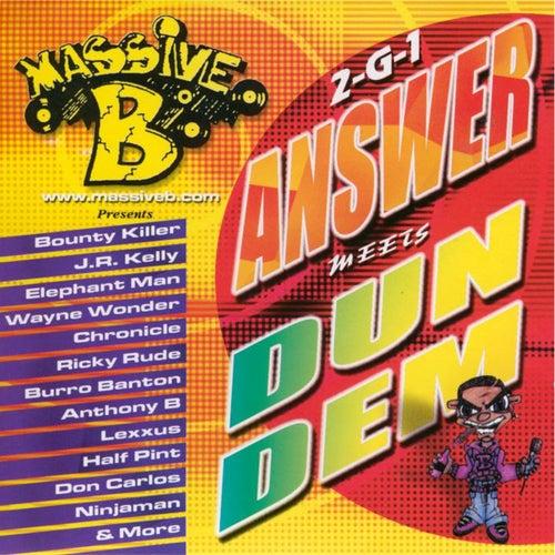 Answer Meets Dun Dem by Various Artists