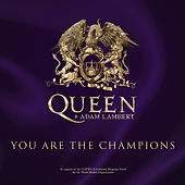 You Are The Champions (In Support Of The Covid-19 Solidarity Response Fund) de Queen & Adam Lambert