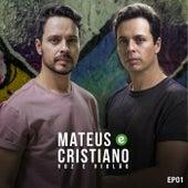 Voz e Violão EP, Vol. 1 de Mateus e Cristiano