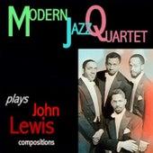 Modern Jazz Quartet Plays John Lewis Compositions by Modern Jazz Quartet