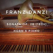 Danzi: Sonata for Horn and Piano Op. 28 von Daniel Brandell
