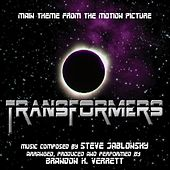 Transformers (2007) - Theme from the Motion Picture (feat. Dominik Hauser) - Single van Steve Jablonsky