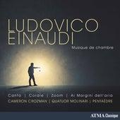 Ludovico Einaudi: Musique de chambre by Cameron Crozman