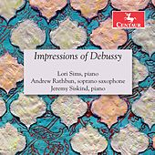 Impressions of Debussy by Lori Sims