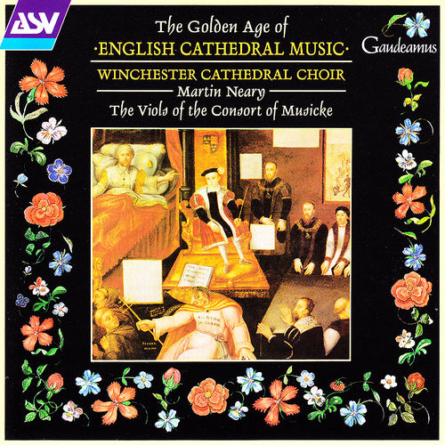 The Golden Age of English Cathedral Music by Various Artists