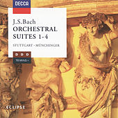 J.S. Bach: Orchestral Suites Nos. 1-4 by Various Artists