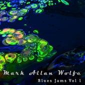 Blues Jams, Vol. 1 by Mark Allan Wolfe