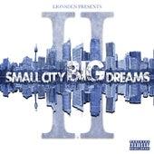 Small City Big Dreams, Vol. 2 de Various Artists