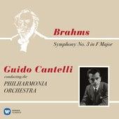 Brahms: Symphony No. 3, Op. 90 von Guido Cantelli