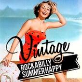 Vintage Rockabilly Summer Happy van Various Artists