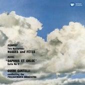 Debussy: Nocturnes - Ravel: Daphnis et Chloé, Suite No. 2 von Guido Cantelli