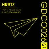 Paper Aeroplane (feat. Leo Stannard) de Hrrtz