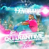 Quarantime: The Lost Files von Yxng Bane