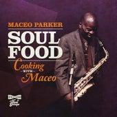 Cross The Track von Maceo Parker