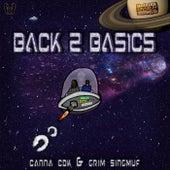 Back 2 Basics de Canna CDK