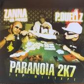 PARANOIA 2K7 - THE MIXTAPE von Duellz