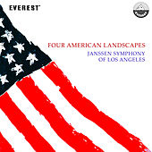 Four American Landscapes de Janssen Symphony of Los Angeles