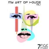 My Art of House, Vol. 1 de Various Artists