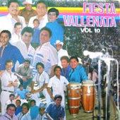 Fiesta Vallenata Vol. 10 1984 von Fiesta Vallenata