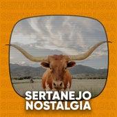 Sertanejo Nostalgia (ao Vivo) de Vários Artistas