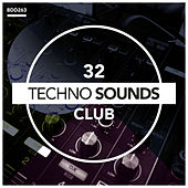 Techno Sounds Club, Vol. 3 de Various Artists