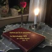 Salmer på vei til glemselen... fra Melodiboken 1955 Vol.11 by Johan Muren