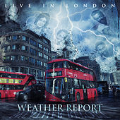 Live In London de Weather Report