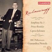 Rachmaninov: Symphony No. 3 - Prince Rostislav - Caprice bohémien by Gianandrea Noseda