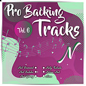 Pro Backing Tracks N, Vol.6 by Pop Music Workshop