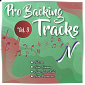 Pro Backing Tracks N, Vol.9 by Various Artists