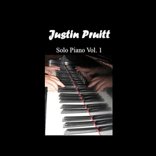 Solo Piano Vol. 1 by Justin T. Pruitt
