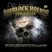 Folge 23: Der Geist von Carnington Hall von Sherlock Holmes Chronicles