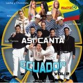 Asi Canta Ecuador, Vol. 2 de Varios Artistas