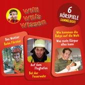 Sammelbox 4, Folgen 10-12 von Willi wills wissen