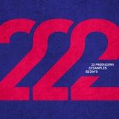 Various Artists 22-2 von Escape Sequence, EchoFloat, Lacuna, Derain, Ankan, Hashbass, NATE08, Bigfat, Pardafash, GMB, Tanzen, Yung.Raj, Three Oscillators, Raka Ashok, Miredo, IO, Khaosound, Oceantied, Zokhuma, Npstr, Potter, Ayush.