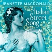 Italian Street Song de Jeanette MacDonald