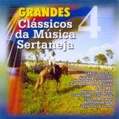 Grandes Clássicos da Música Sertaneja, Vol. 4 de Vários Artistas